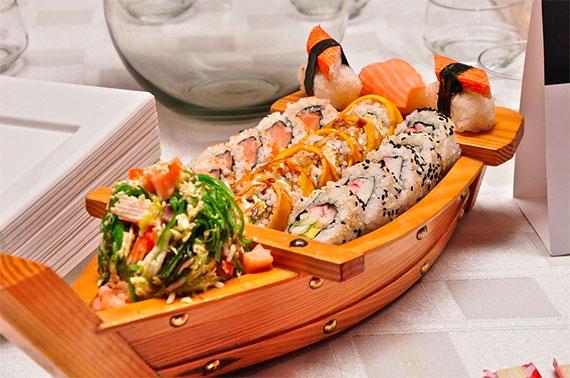 日本の食事文化と寿司 - 登録のお願い